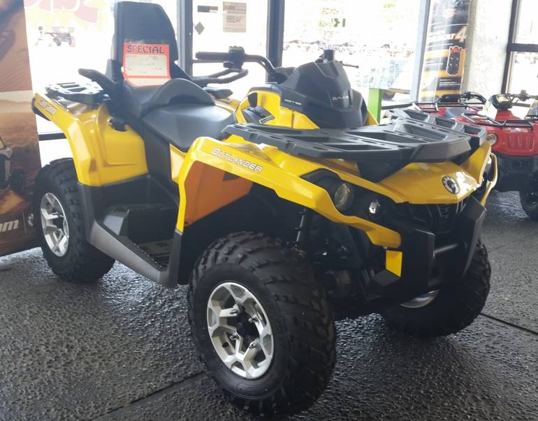 See more photos for this Can-Am Outlander  MAX DPS  800R, 2013 motorcycle listing