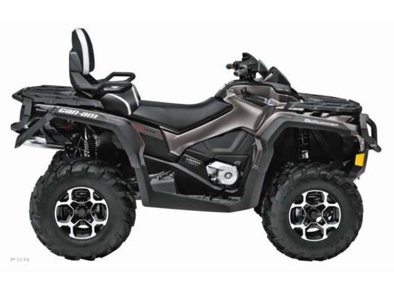 See more photos for this Can-Am Outlander MAX Limited 1000, 2013 motorcycle listing
