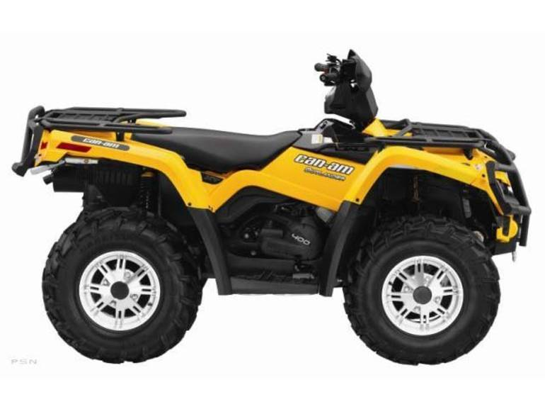 See more photos for this Can-Am Outlander XT 400, 2013 motorcycle listing