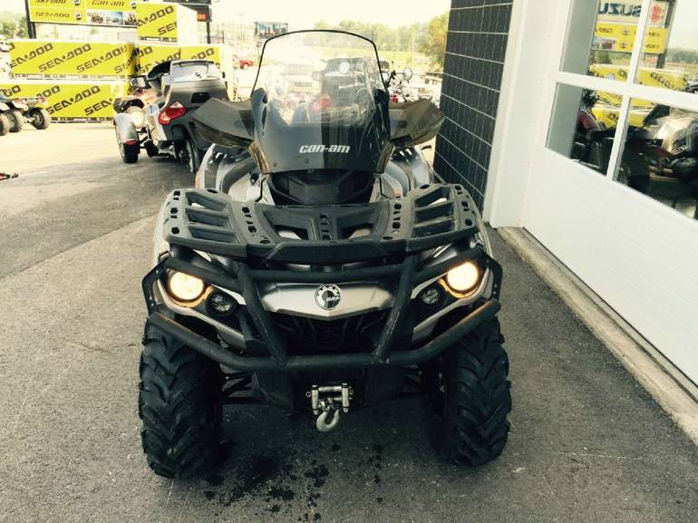 See more photos for this Can-Am Outlander XT 650, 2013 motorcycle listing