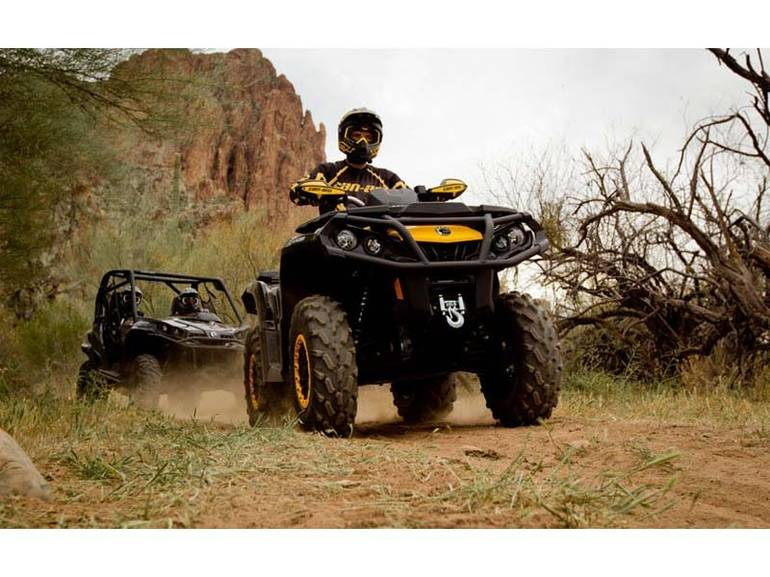 See more photos for this Can-Am Outlander XT-P 1000, 2013 motorcycle listing