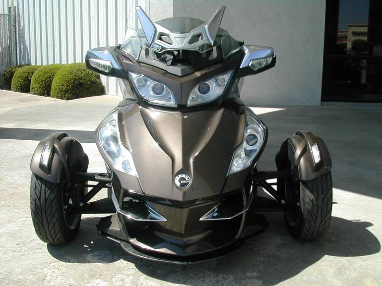 See more photos for this Can-Am RT LTD, 2013 motorcycle listing