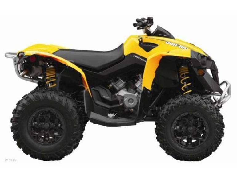 See more photos for this Can-Am Renegade® 500, 2013 motorcycle listing