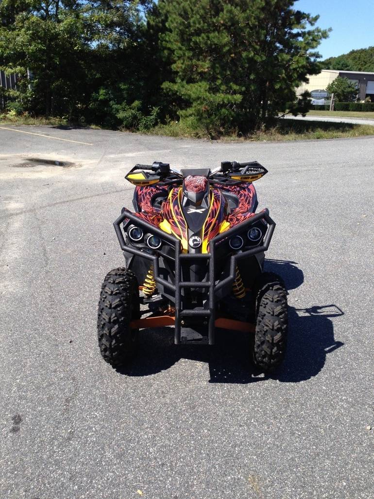 See more photos for this Can-Am Renegade X XC 1000, 2013 motorcycle listing