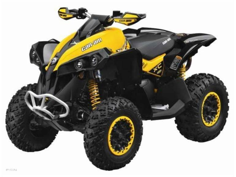 See more photos for this Can-Am Renegade X xc 800R, 2013 motorcycle listing