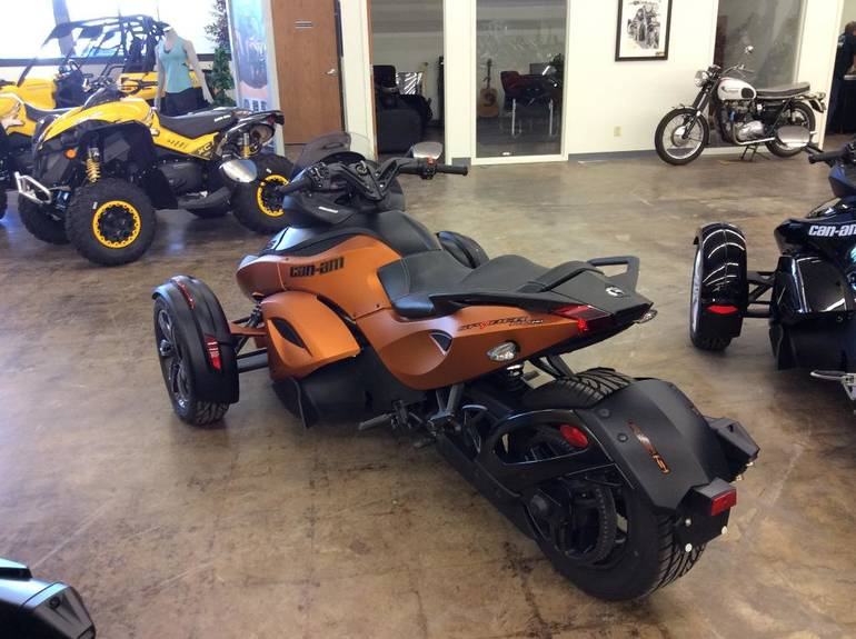 See more photos for this Can-Am SPYDER RSS, 2013 motorcycle listing