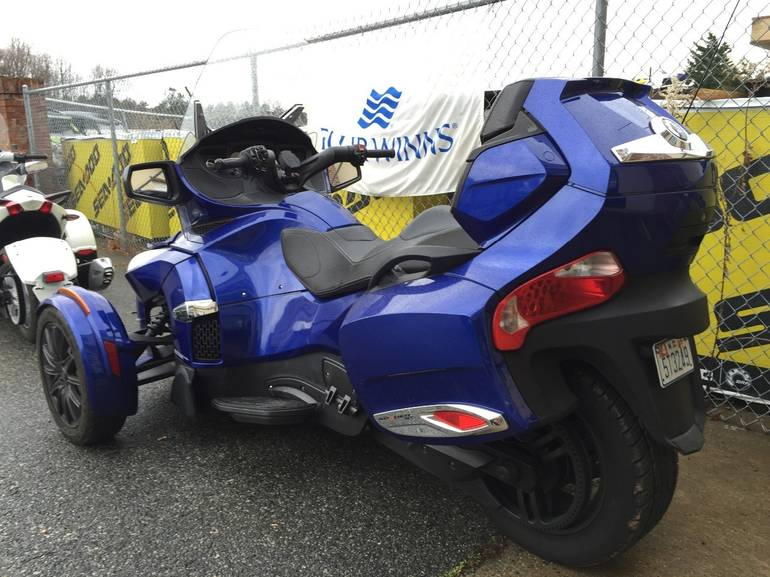 See more photos for this Can-Am SPYDER RT-S SE5, 2013 motorcycle listing