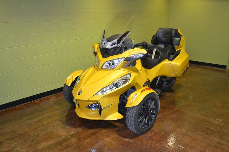 See more photos for this Can-Am SPYDER RT-S, 2013 motorcycle listing