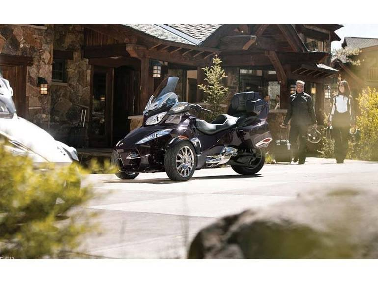 See more photos for this Can-Am Spyder® RT Limited, 2013 motorcycle listing