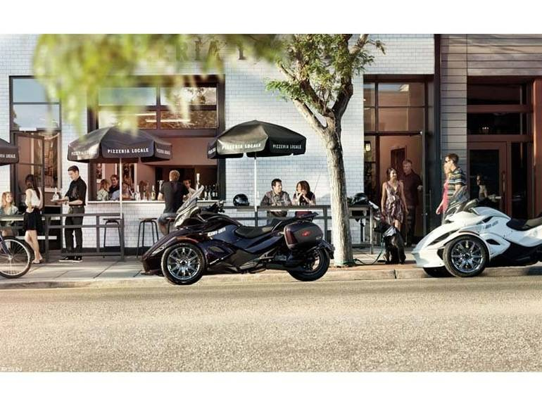 See more photos for this Can-Am Spyder® ST Limited, 2013 motorcycle listing