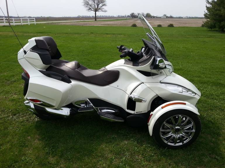 See more photos for this Can-Am Spyder RT-LTD, 2013 motorcycle listing