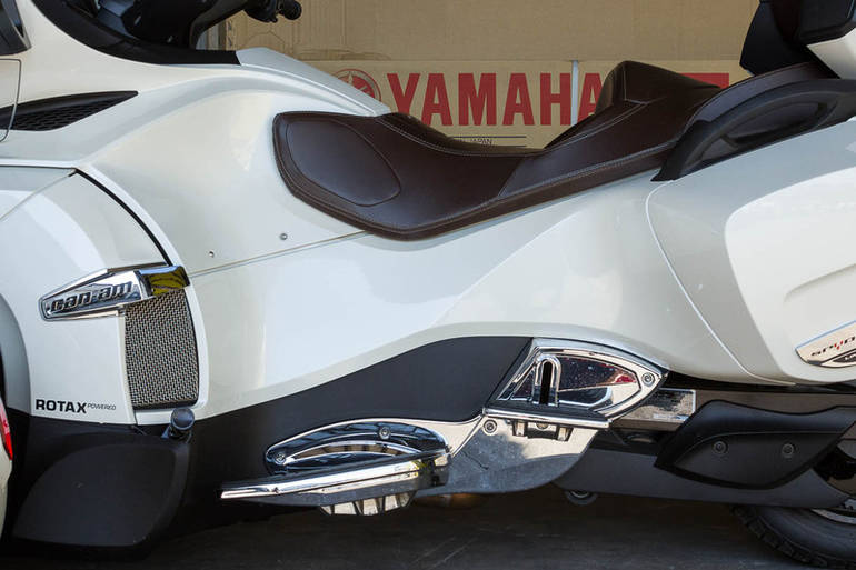 See more photos for this Can-Am Spyder RT Limited SE5, 2013 motorcycle listing