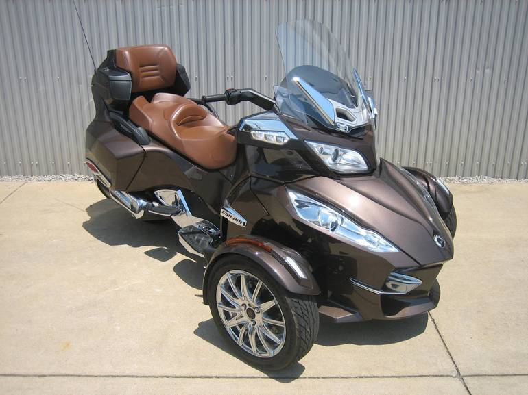See more photos for this Can-Am Spyder RT Limited, 2013 motorcycle listing
