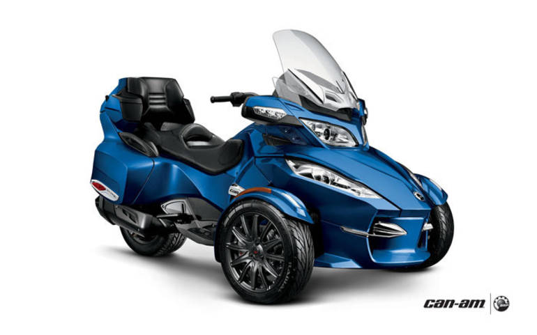 See more photos for this Can-Am Spyder RT SM5, 2013 motorcycle listing