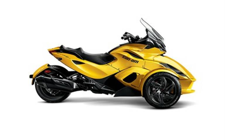 See more photos for this Can-Am Spyder ST-S, 2013 motorcycle listing