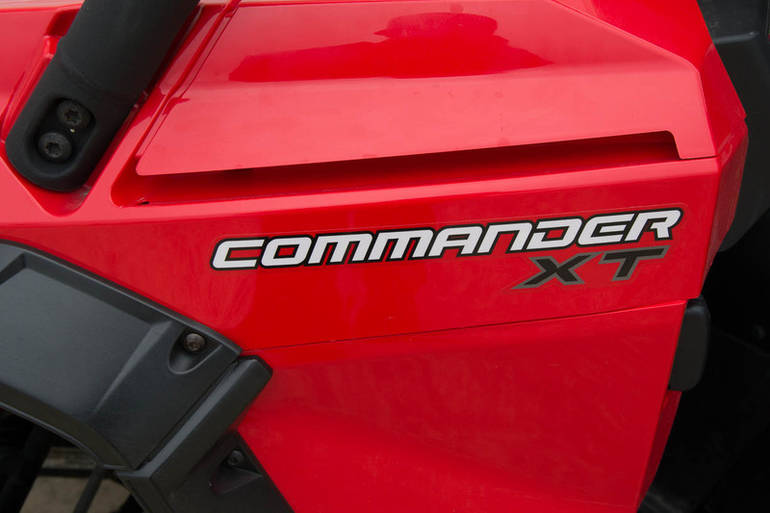 See more photos for this Can-Am Commander XT 1000, 2014 motorcycle listing