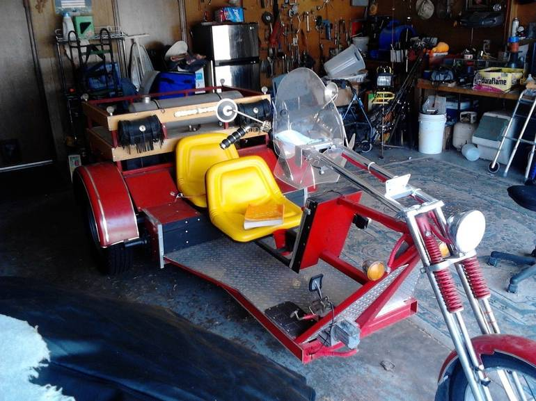 See more photos for this Custom Vw Trike Custom VW Trike, 1983 motorcycle listing