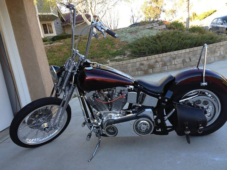 See more photos for this Custom Chopper , 1995 motorcycle listing