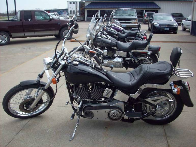 See more photos for this Custom Softail, 1997 motorcycle listing