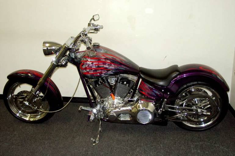 See more photos for this Custom Ron Simms Pro Street, 2000 motorcycle listing