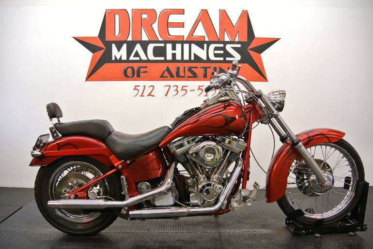 See more photos for this Custom Softail Chopper S&S, 2000 motorcycle listing
