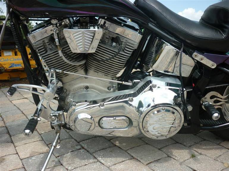 See more photos for this Carefree Custom Cycles FATSO, 2001 motorcycle listing