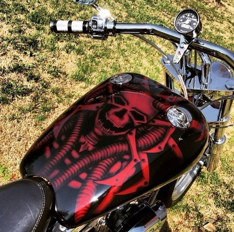 See more photos for this Custom Chopper , 2001 motorcycle listing