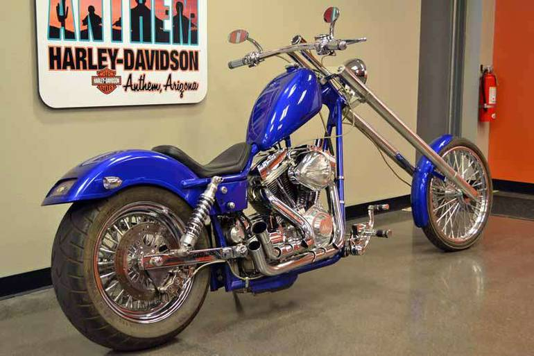 See more photos for this Custom Chopper, 2002 motorcycle listing