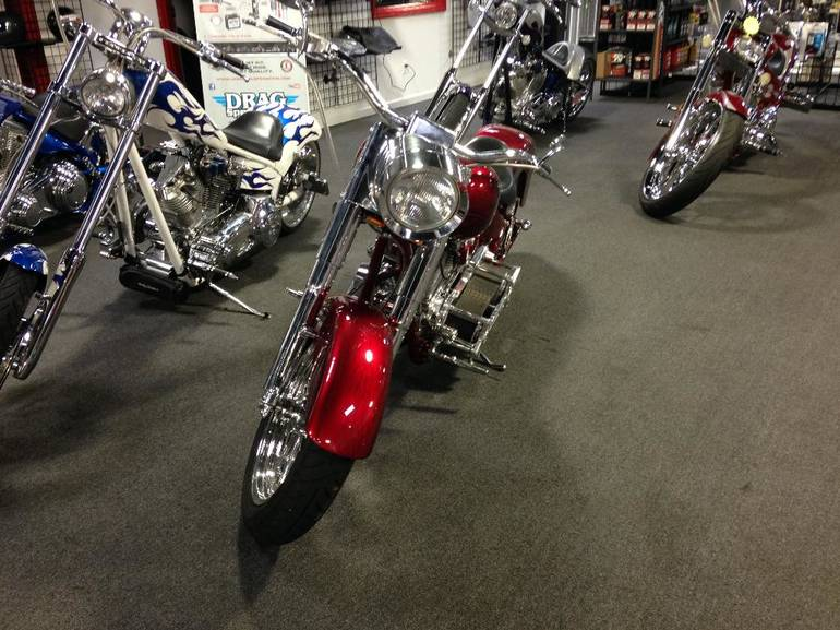 See more photos for this Custom KLOCKWERKS, 2002 motorcycle listing