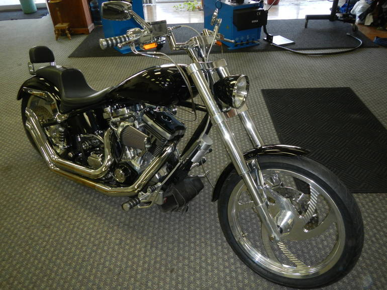 See more photos for this Custom Chopper , 2003 motorcycle listing