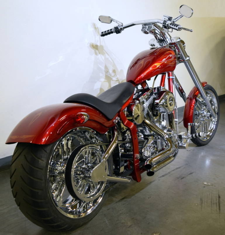 See more photos for this Custom Chopper, 2003 motorcycle listing
