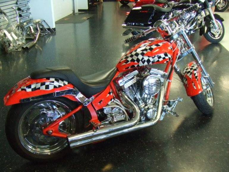 See more photos for this Custom SOFTAIL, 2003 motorcycle listing