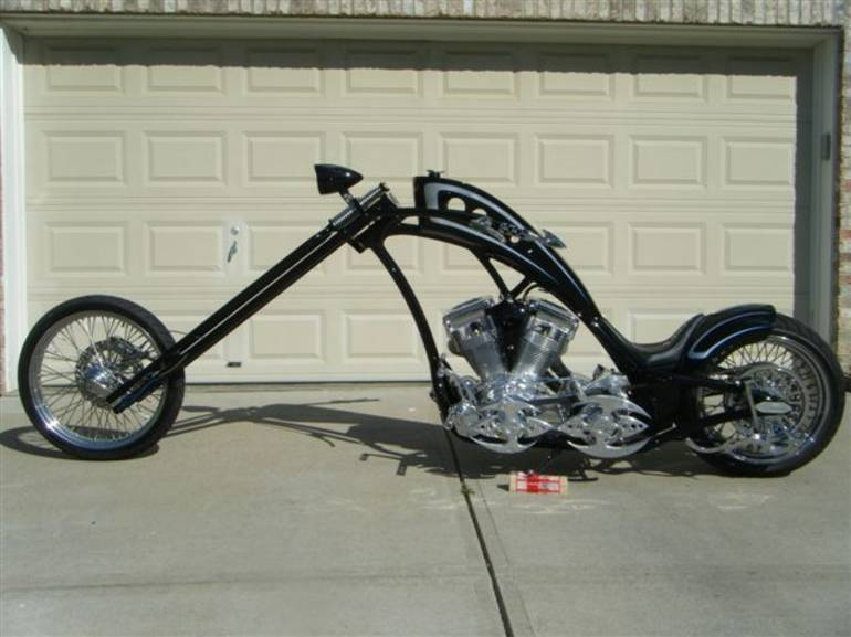 See more photos for this Custom Chopper , 2004 motorcycle listing
