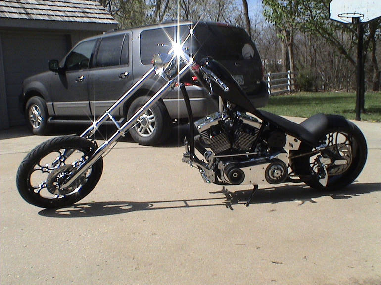 Honda Motorcycles For Sale Overland Park >> 2005 Custom Chopper Motorcycle From Overland Park, KS,Today Sale $7,750 - MotorcycleForSales.com