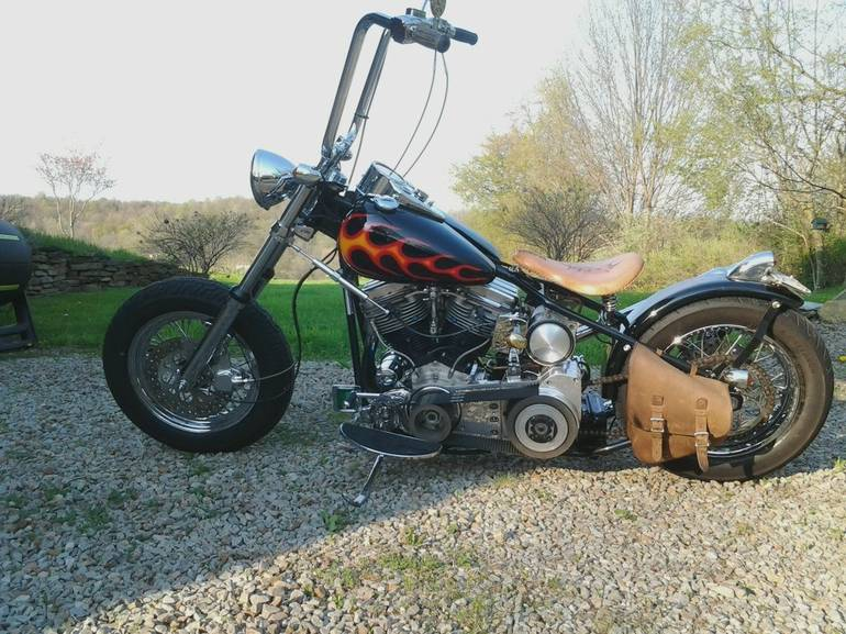 See more photos for this Custom Chopper , 2005 motorcycle listing