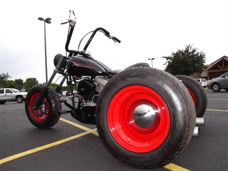 See more photos for this Snake Alley Customs MAD MAX CUSTOM TRIKE, 2005 motorcycle listing