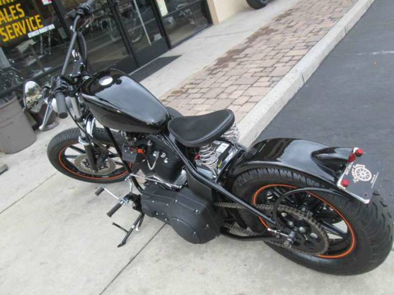 See more photos for this Custom BOBBER HARDTAIL RETRO 160 TIRE, 2006 motorcycle listing