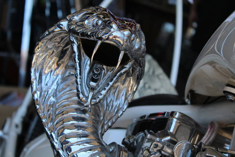 See more photos for this Custom Chopper , 2006 motorcycle listing