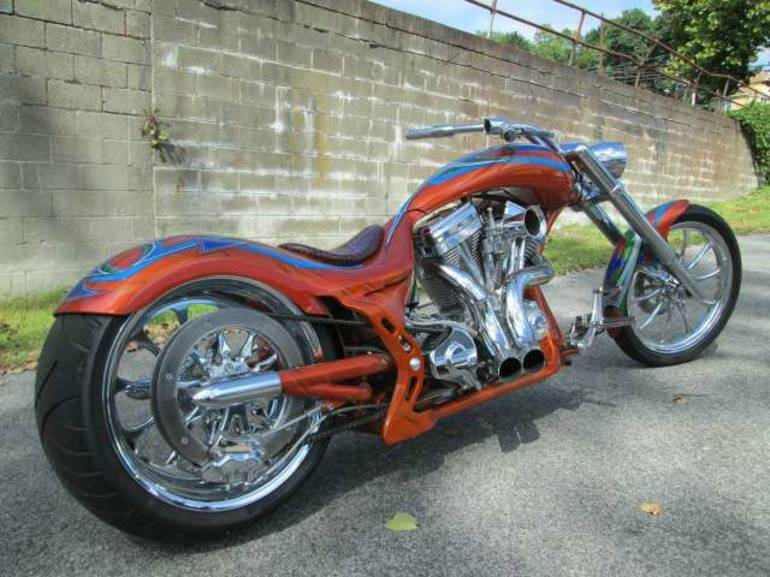See more photos for this Custom Ultimate Cycle Pro-Street 300 Series Custom, 2006 motorcycle listing