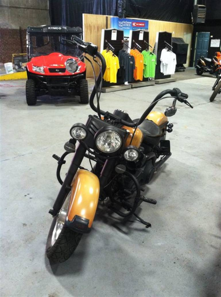 See more photos for this Custom CUSTOM, 2007 motorcycle listing