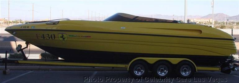 See more photos for this Custom Ferrari F430 Theme Boat, 2007 motorcycle listing