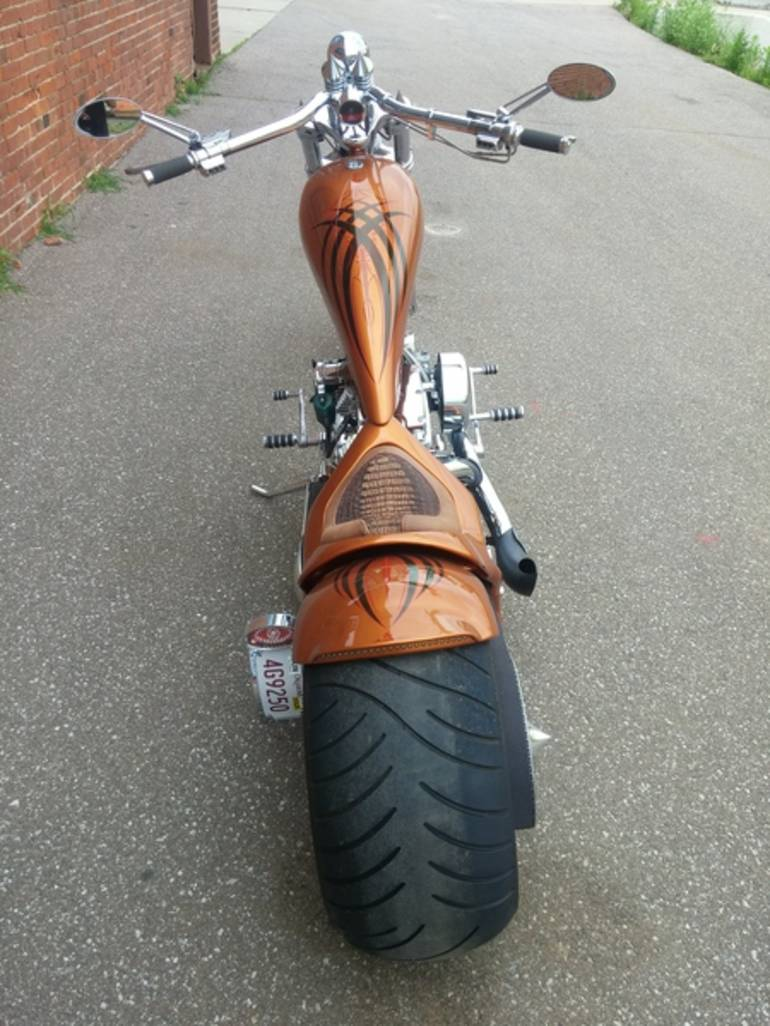See more photos for this Custom Chopper, 2009 motorcycle listing
