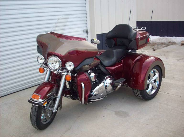 See more photos for this Custom FBI Trike Kit, 2009 motorcycle listing