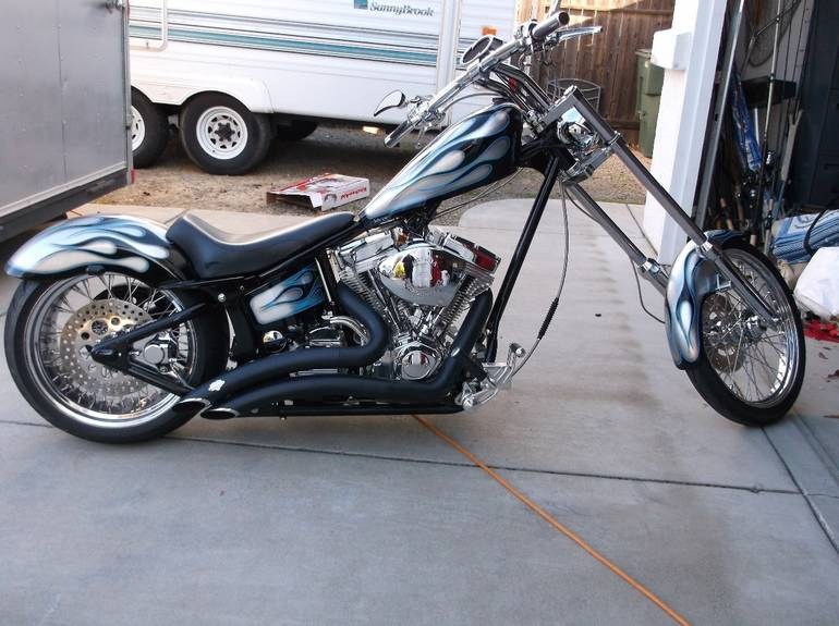 See more photos for this Custom Chopper , 2011 motorcycle listing