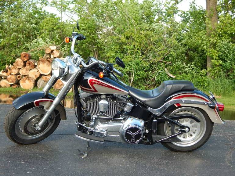 See more photos for this Custom Fat Boy Replica, 2011 motorcycle listing