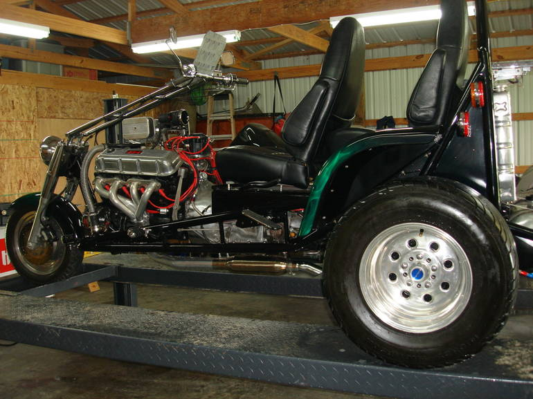 See more photos for this Custom Trike , 2013 motorcycle listing