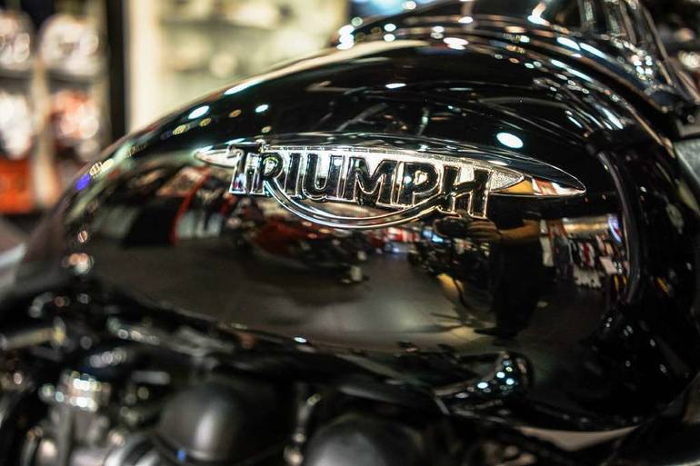 See more photos for this Custom TRIUMPH SPEEDMASTER, 2014 motorcycle listing