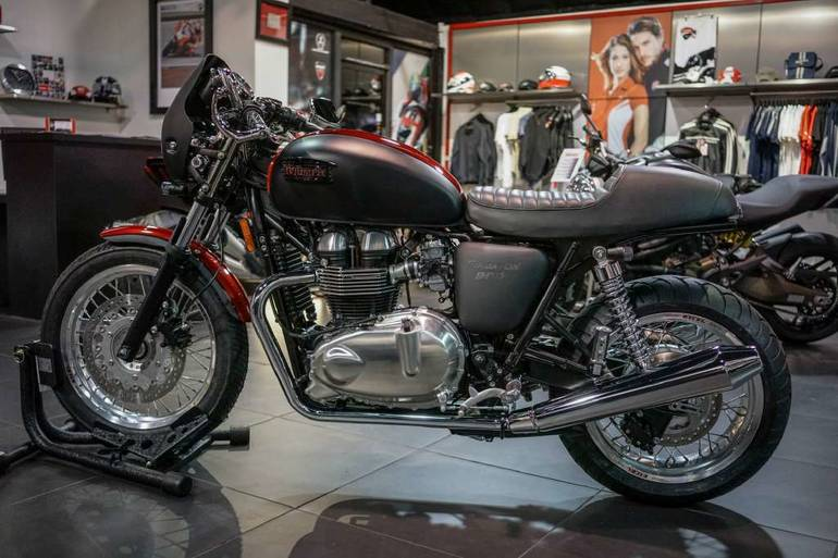 See more photos for this Custom Thruxton, 2014 motorcycle listing