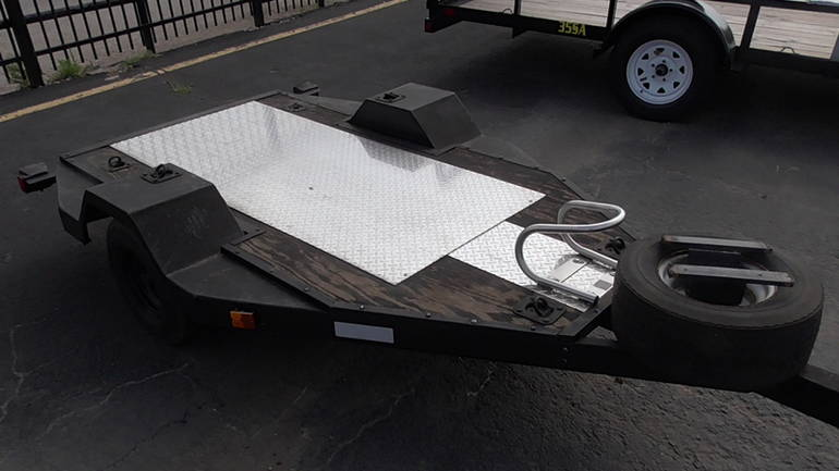 See more photos for this Homemade Motorcycle Trailer, 2014 motorcycle listing