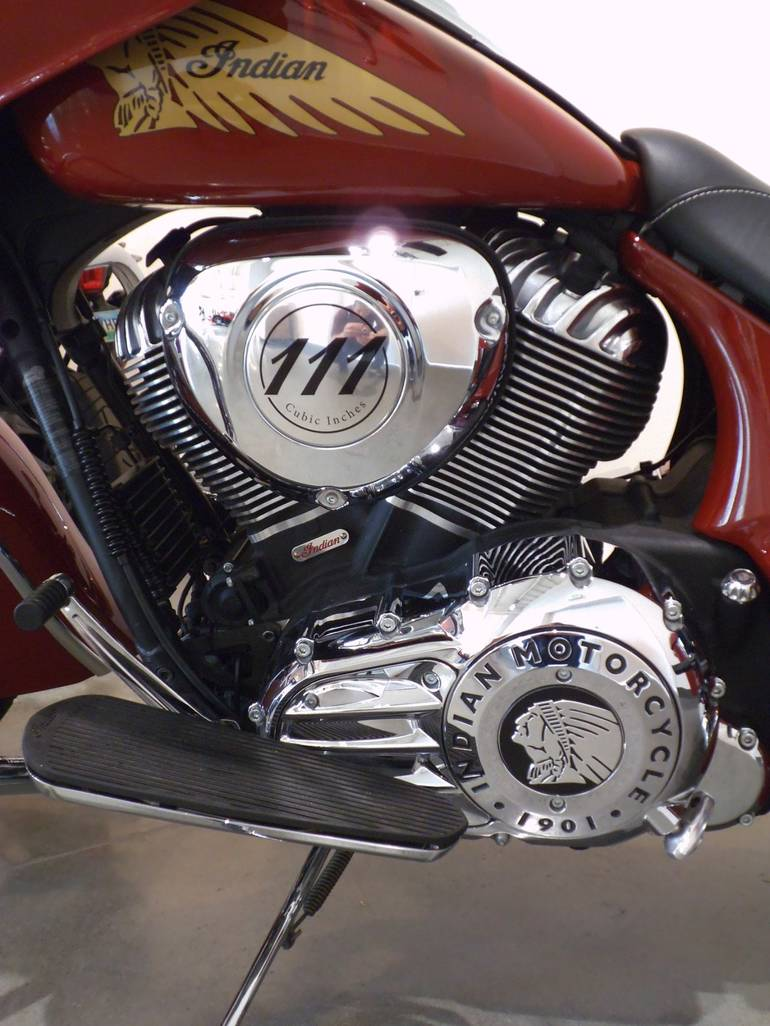 See more photos for this Indian Chieftain , 2014 motorcycle listing